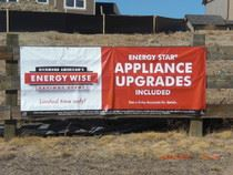Energy Star banner advertising appliance upgrades