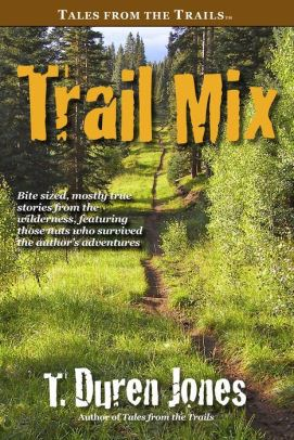 trail mix book cover